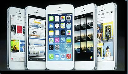 Apple iOS casino apps
