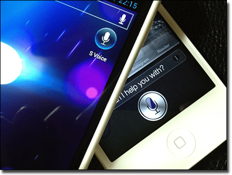 Voice controlled mobile casinos for online gambling
