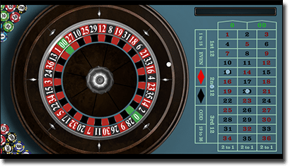 American roulette now available on iPhone