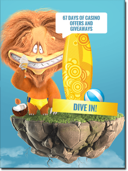 Thrills 67 Days of Sumer giveaway promo 2015