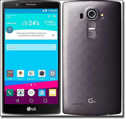 LG G4 best smartphone for mobile casinos