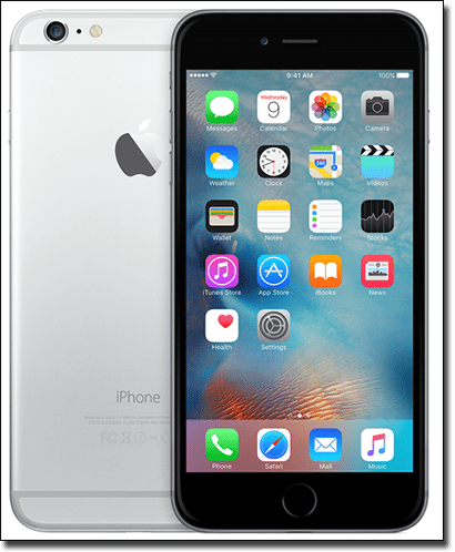 iPhone 6 best smartphone for mobile gambling