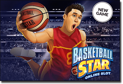 Basketball Star mobile pokies