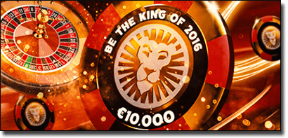 Leo Vegas mobile casino - New Year 2016 promotion