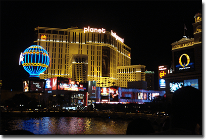 Planet Hollywood, Las Vegas