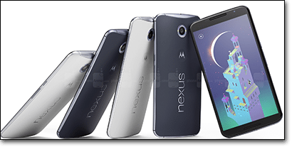 Google Nexus mobile phones for real money gambling