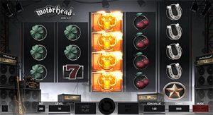 Motorhead mobile online pokies at Leo Vegas